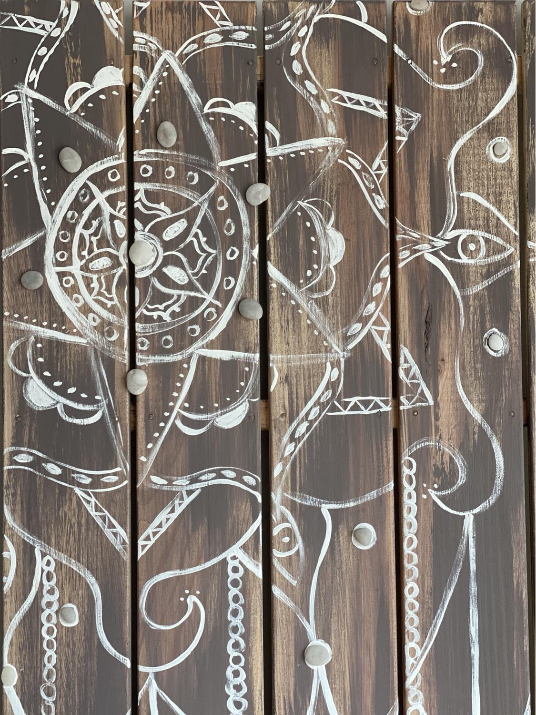 Thumbnail: Wood Mandala
