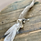 Thumbnail: Abalone Healing Wand w/ Clear Quartz