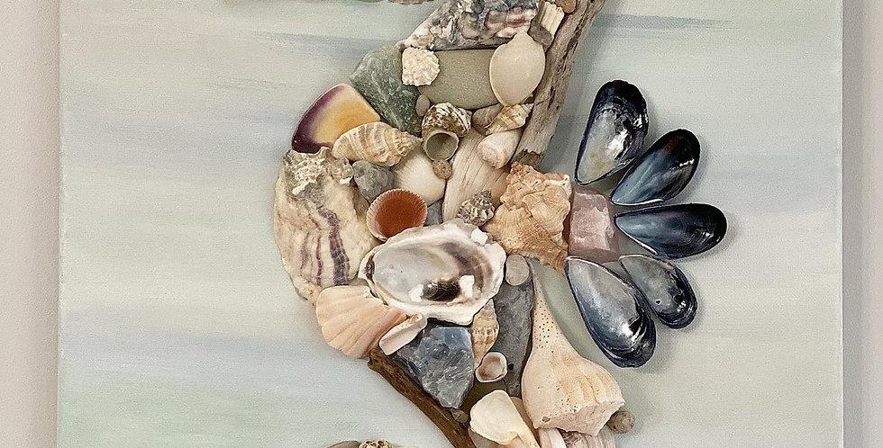 Seahorse w/ Crystals