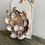 Thumbnail: ZenFlower Ornament - Self Love Rose Quartz