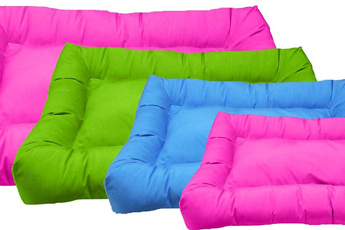 Waterproof Layout Barrier Bed -Medium Fuchsia