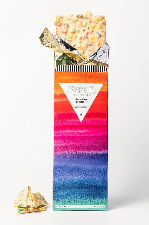 Rainbow Crunch Cereal Chocolate Bar