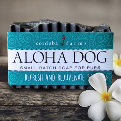 Aloha Dog Shampoo Bar