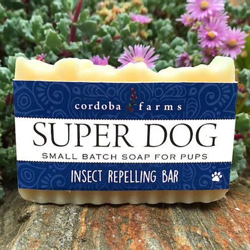 Super Dog Shampoo Bar