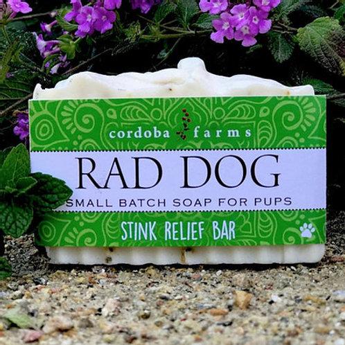 Rad Dog Shampoo Bar