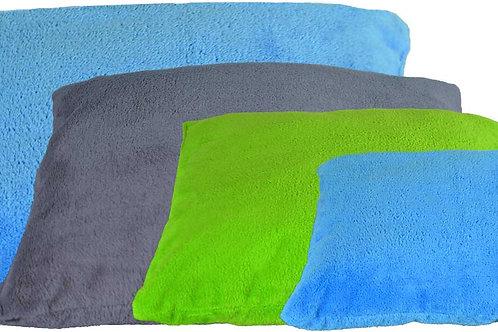 Duraplush Bed- Chew Resistant-XL Grey