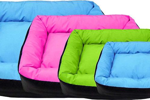 Waterproof Barrier Nestle Bed- SM Green