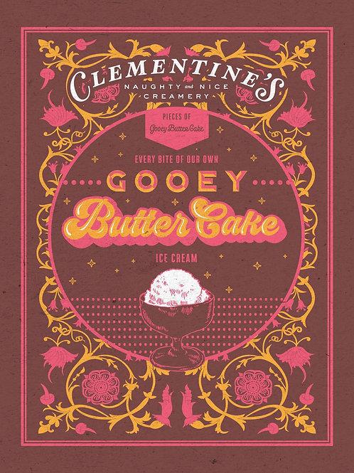Gooey Butter Cake- Nice