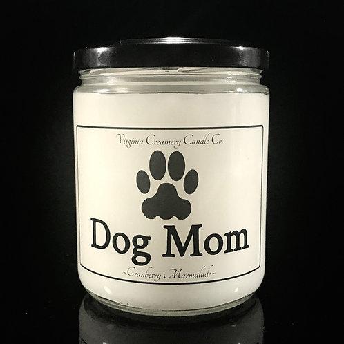 P1-Dog Mom 16oz Jar