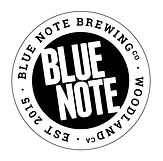 Blue Note Brewing Co. Logo