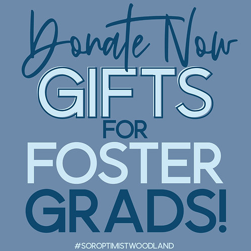 Donations for Foster Grads