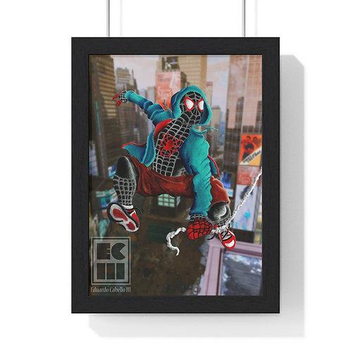 Spider-Man Miles Morales Poster
