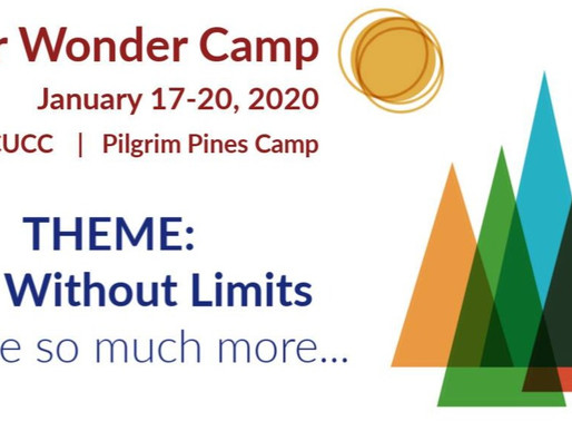 Winter Wonder Camp: Registration is Open!