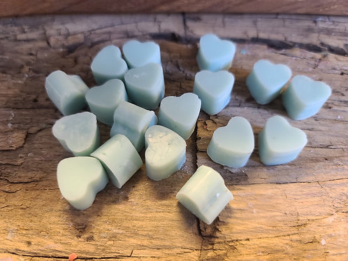 Bath Time heart wax melts