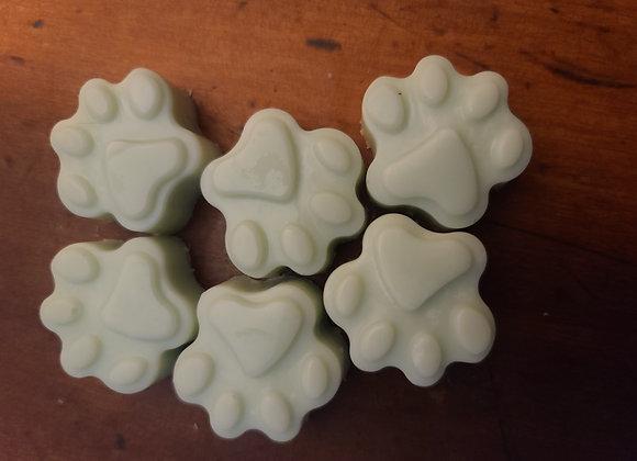 Crisp Anjou Pear - paw wax melts