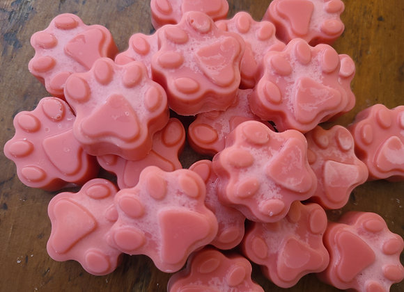 Dragons Breath Paws (wax melt)