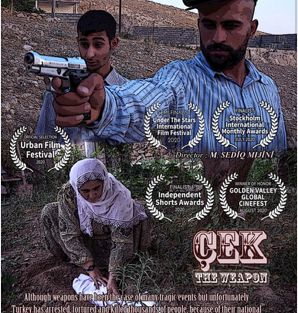 Honorable Mention - Short Film Category