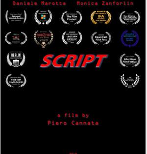Winner - Best Horror Short Film