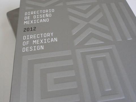 Directorio de Diseño Mexicano 2012
