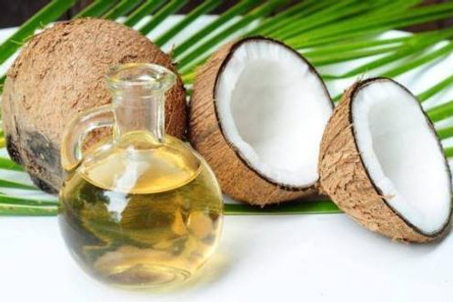 Coconut Oil - Cold Pressed w/o Sulpher