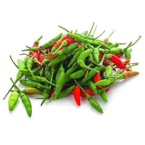 Bird Eye Chilli - Dried