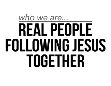 who we are tagline