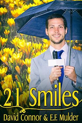21 Smiles by David Connor & E.F. Mulder