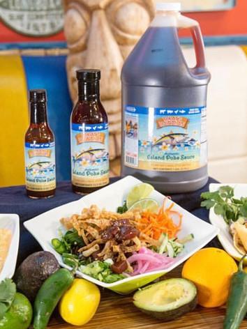 Tupat's Hawaiian Poke Sauce