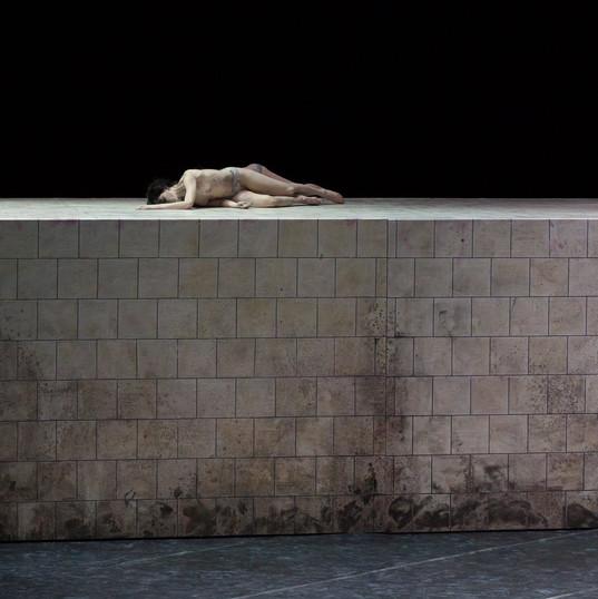 il prigioniero  Teatro del Maggio Fiorentino 2018  Compagnia Virgilio Sieni