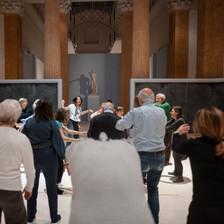 dance well- dance for parkinsons desease Roma 2019  Palazzo delle Esposizioni