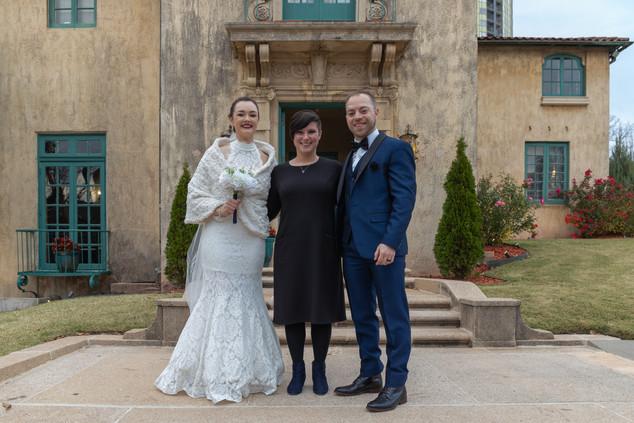 KEVIN COPELAND WEDDING