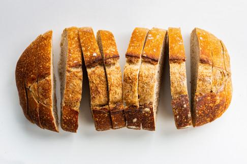 Pão Levain Artesanal