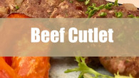 Easy Beef Cutlet