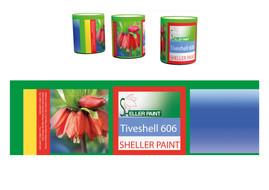 Sheller Paint,Oil paint