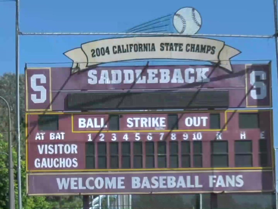 Saddleback College Promo