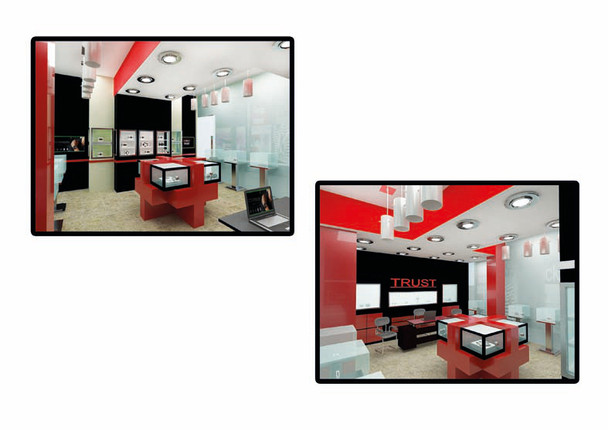 Trust Watches; Store remodeling