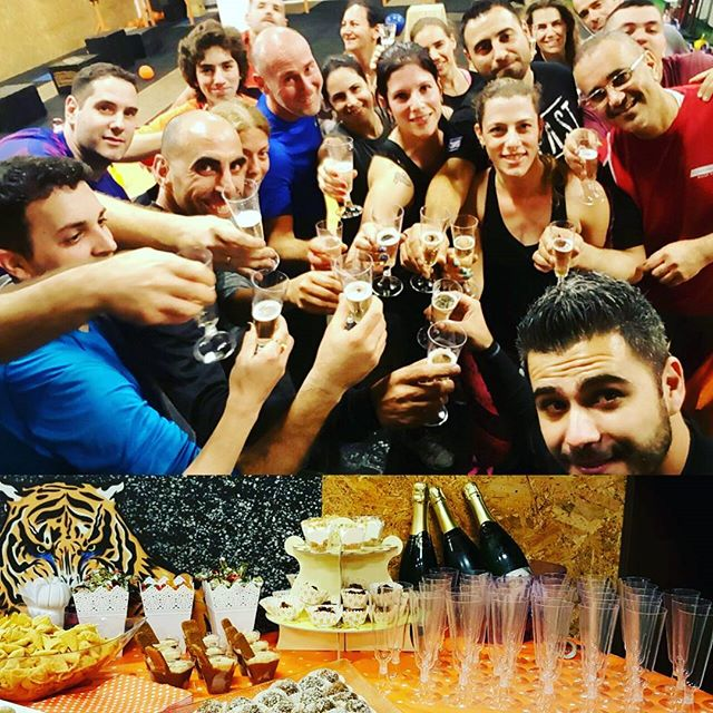 HAPPY B-DAY BOX _crossfitrehovot_#crossfit #fitnessfreak #fitnessmotivation #fitness #crossfitters_i