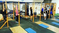 DEAD - HANG! 😎 _crossfitrehovot_#crossfit #fitnessfreak #fitnessmotivation #fitness #crossfitters_i