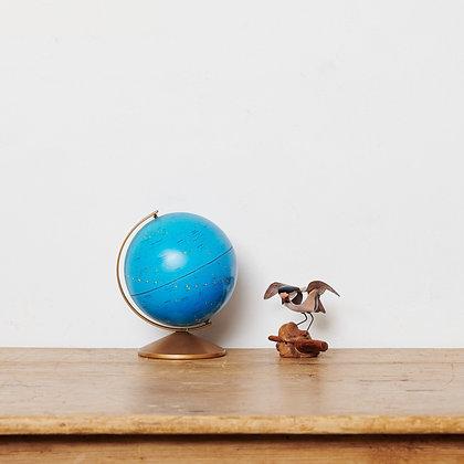 天球儀/バードオブジェ