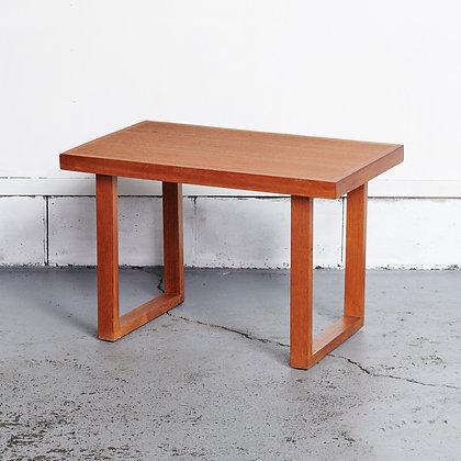 サイドテーブル ブラウン