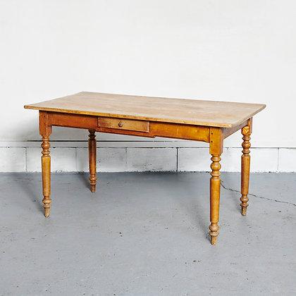 パインダイニングテーブル