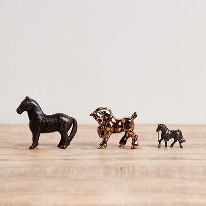 馬オブジェ