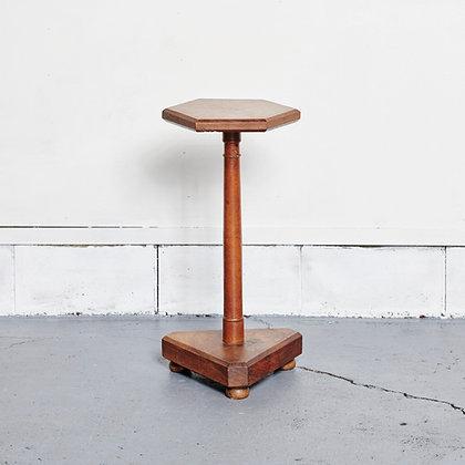 オクタゴンサイドテーブル
