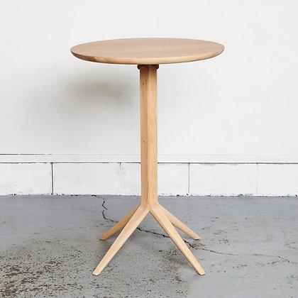 プレーンウッドハイテーブル