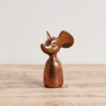 ネズミ ブロンズ