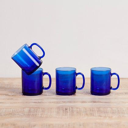 グラス ブルー