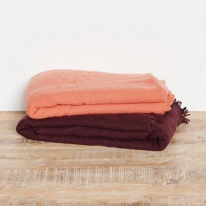 ブランケット wool