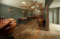 The Spotted Dog Flamstead - Restaurant area