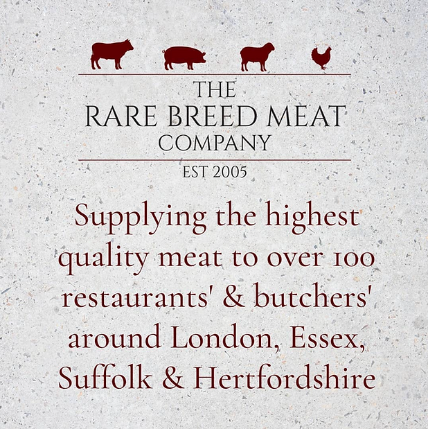 The Spotted Dog - Suppliers - The Rare Breed Meat Company