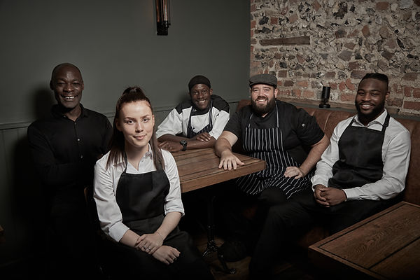 The Spotted Dog Flamstead - Our team